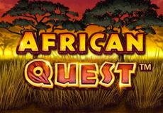 African Quest Slots  (Microgaming)