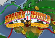 Around the World Slots (Microgaming) slot (Microgaming)